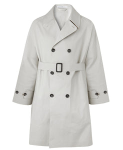 Goodwood Connolly March's Moto Coat Stone