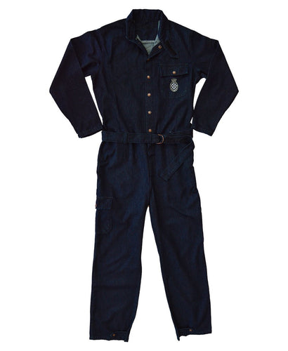 Goodwood Denim Unisex Grrc Overalls