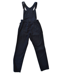 Goodwood Denim Womens Dungarees Back