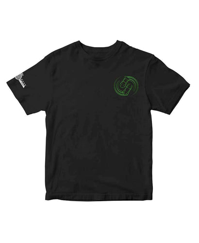 Goodwood Festival Of Speed Cotton Mens The Arena Black T Shirt