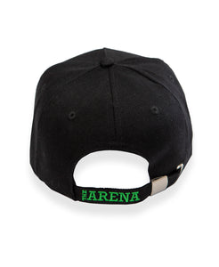 Goodwood Festival Of Speed Cotton Twill The Arena Black Snapback Back