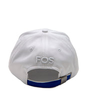 Load image into Gallery viewer, Goodwood Festival Of Speed Racing Colours White Blue Baseball Cap Back
