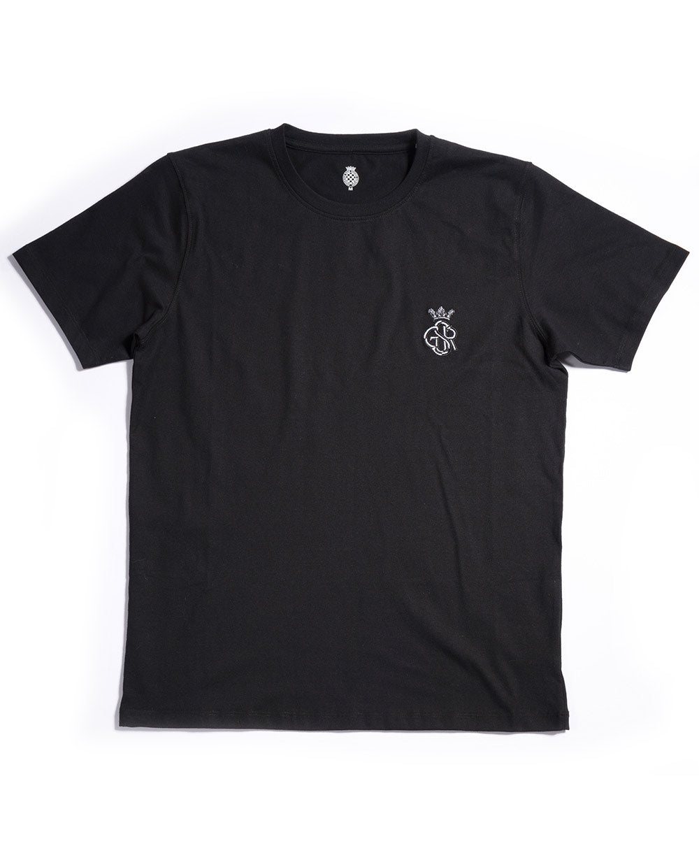 GSR Men's Black T-Shirt