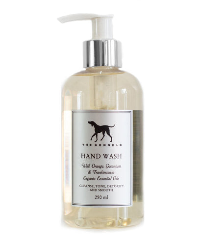Goodwood Kennels Nourishing Orange Geranium Frankincense Hand Wash