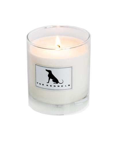 Goodwood Kennels Orange Geranium Frakincense Aromatherapy Natural Soy Wax Candle