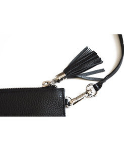 Goodwood Leather Cross Body Purse with Shoulder Strap