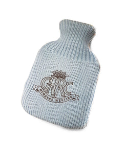 Goodwood Members Meeting Blue Hot Water Bottle