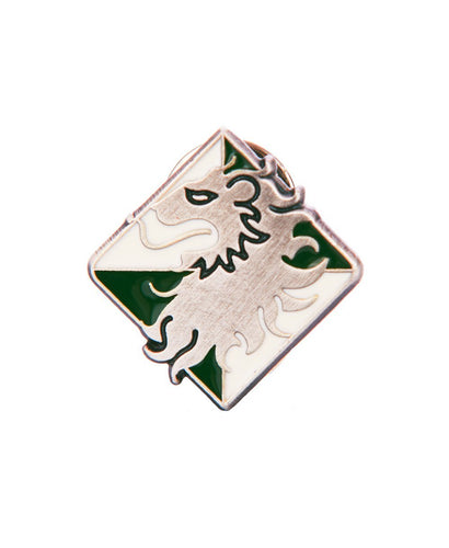 Goodwood Members Meeting Enamel Methuen Lion House Pin Badge