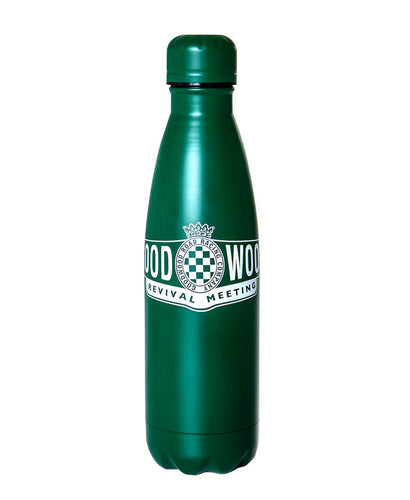 Goodwood Revival British Racing Green Aluminium Bottle
