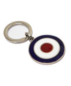 Goodwood Spitfire Roundel Key Ring