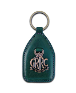 GRRC Members' Leather Key Fob