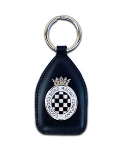 GRRC Company Leather Key Fob