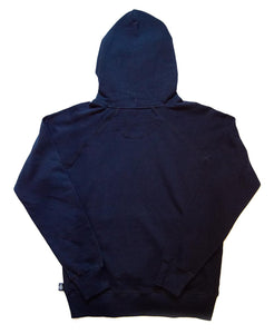 SpeedWeek Hoody Navy Back