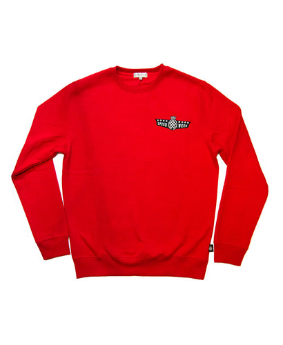 Speedweek Sweatshirt Red