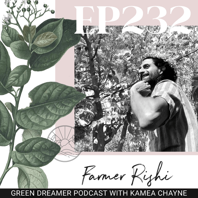 [PODCAST] Green Dreamer: Regenerative Language & Planetary Healing