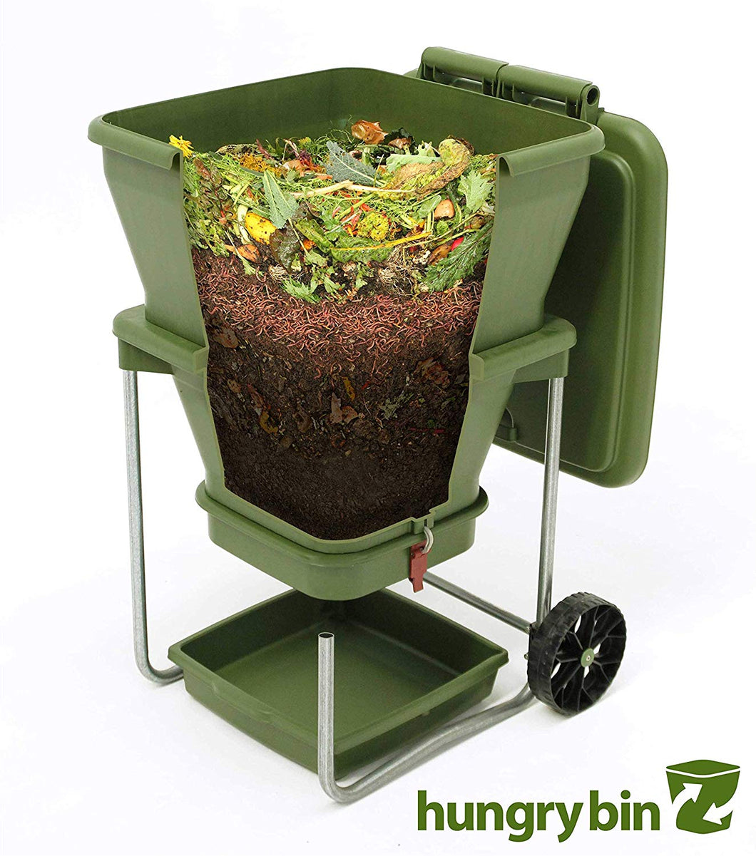 Hungry Bin Worm Composting System (backordered until June 8th)