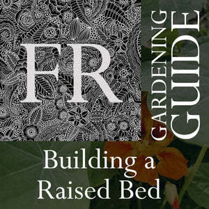 Raised Bed Gardening Guide (6 pages)