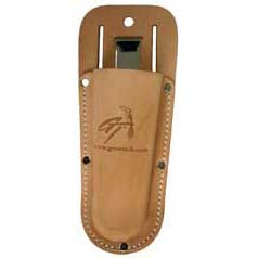 Leather Sheath for ARS VSX or Tobisho Hand Pruner