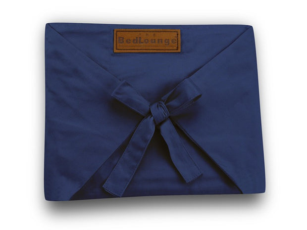 Contemporary Navy - Slip Cover