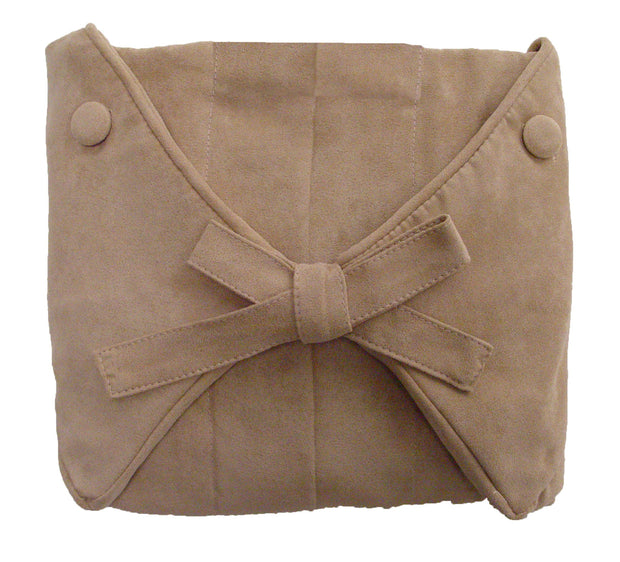 Natural Microsuede - Slip Cover