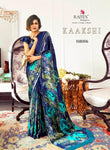 Japan Satin Crepe Saree Kaakshi 108006
