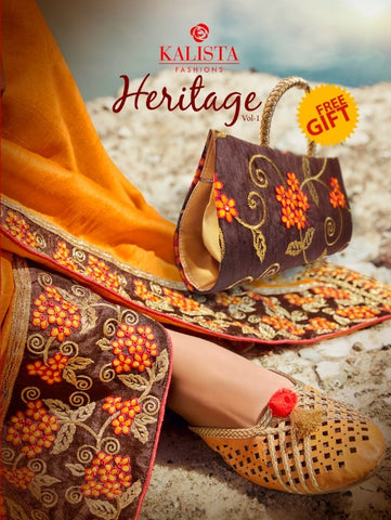 Heritage vol 1 By kalista Fashion