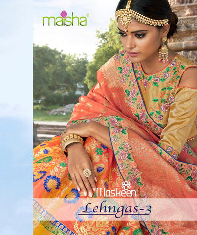 Lehengas 3 By Maskeen