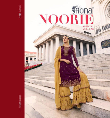 NOORIE SHARARA VOL -9 Nx By Fiona