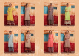 First Look By Rangoon (Set of 8 Pcs)