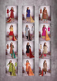 Priyakala Vol 9 By Meenaxi Cotton (Set of 12 Pcs)