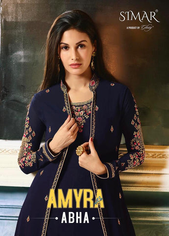 Amyra Abha By Simar ( Set of 8 Pcs)