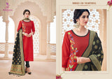 Minakari By Poonam Designer (Set of 6 Pcs)