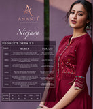 Nirjara By Ananti (Set of 6 Pcs)