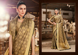 Art Silk Weaving Saree By LT - Gemini 4022