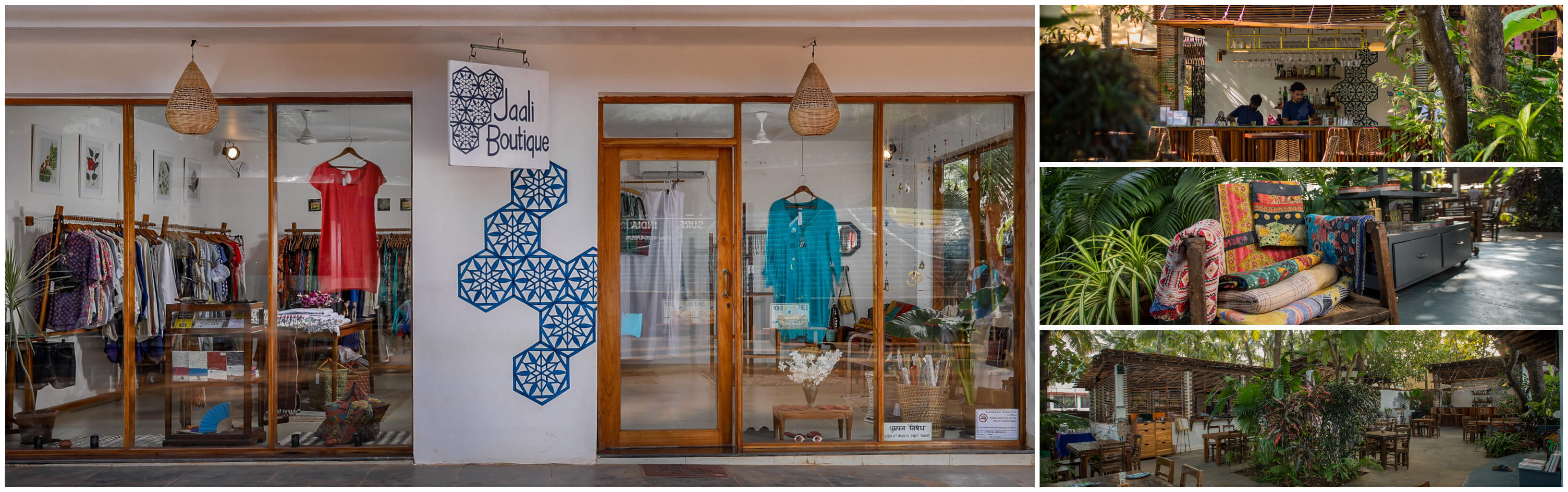 About Jaali Boutique Goa