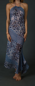 one size women's long dress