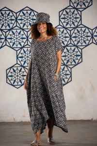 everyday Viscose dress Jaali