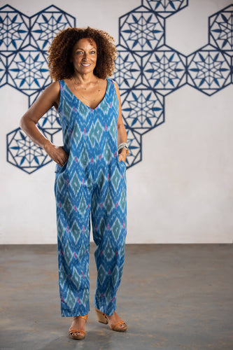 cotton women's sexy jumpsuit