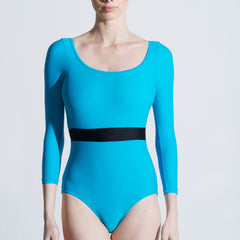 Leotard Balletto Body Amy Light Blue