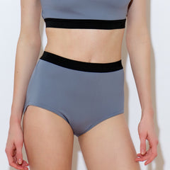 High Waisted Brief