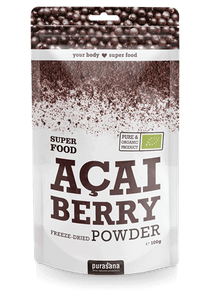 Poudre de baies d'Açai - Superfood Bio