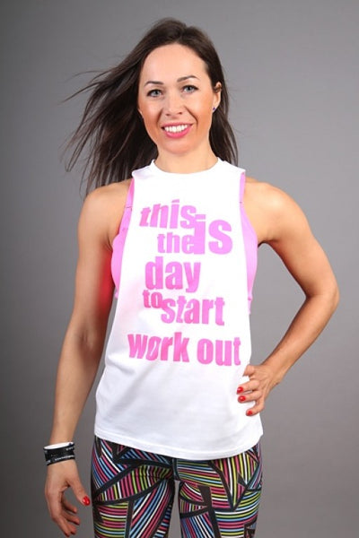 Work out Shirt grau 2Skin