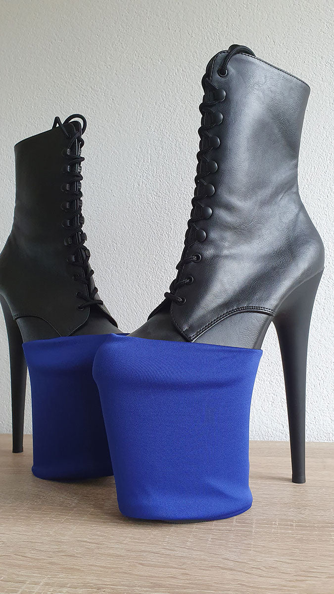 Heelcover Royal Blue Heel Heldin