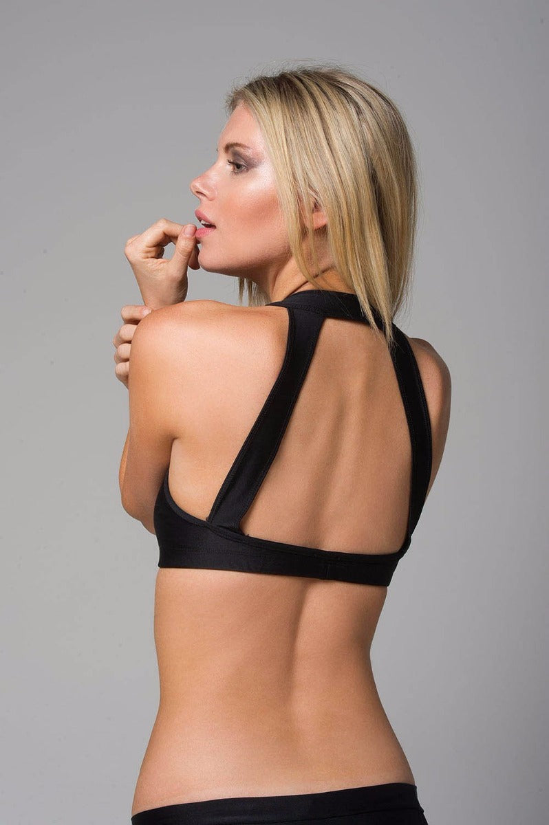 Triangle Top schwarz RAD Polewear
