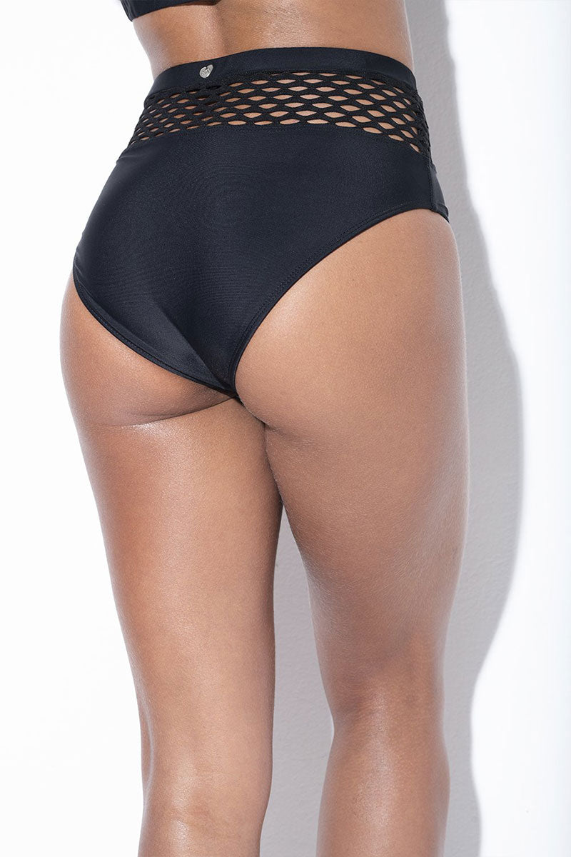 The Night Short Schwarz RAD Polewear