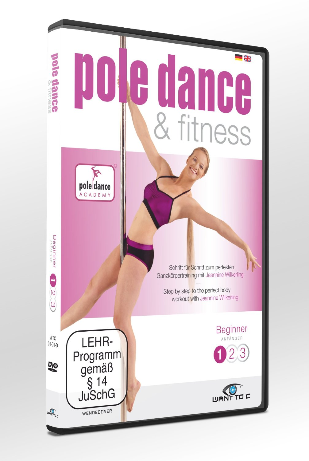 Pole dance & Fitness DVD Beginner