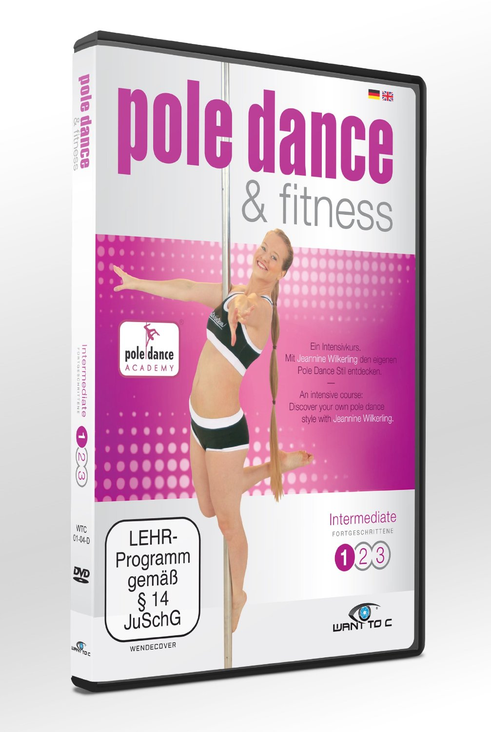 Pole dance & Fitness DVD Intermediate