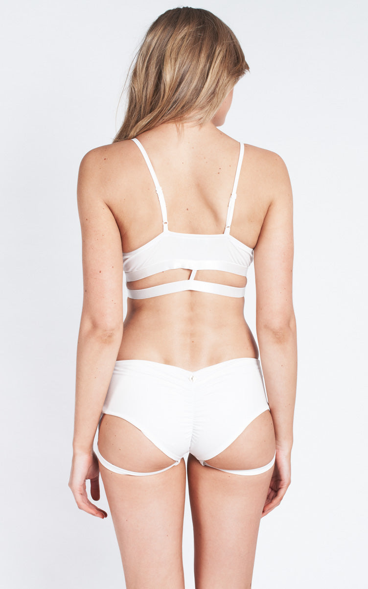 Bella Top White Luna Polewear