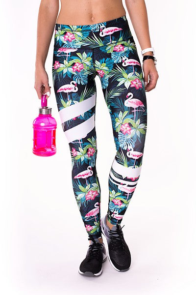 BEST FLAMINGO Leggings 2Skin