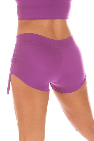 Lucia Short - No Drawstring Orchid Mika Yoga Wear